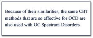 OC Spectrum Disorders