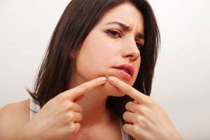 Excessive Nose Picking Damage